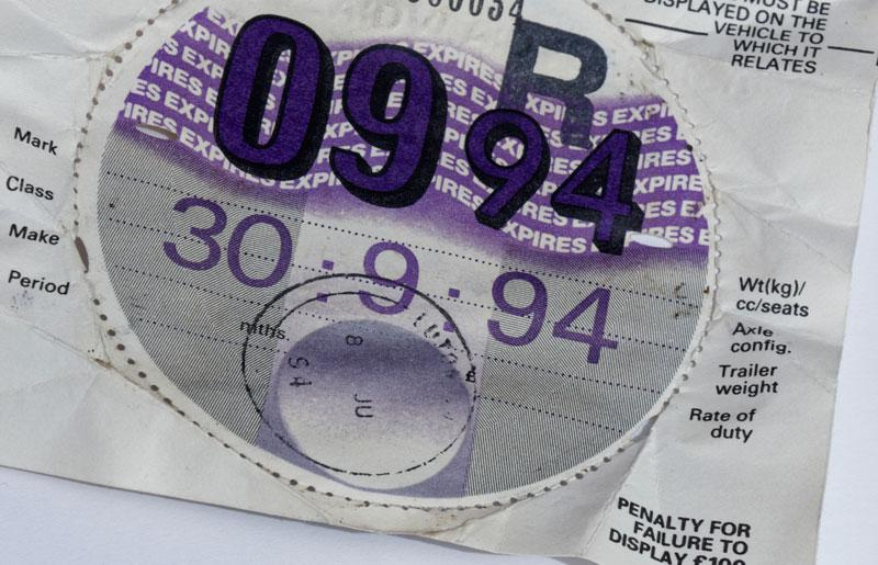 Do I have to pay road tax if my car is a classic car?