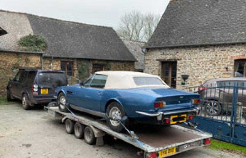 The Perfect (French) Barn Find